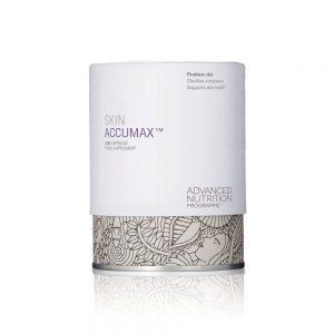 ANP-Skin Accumax ? Problematic Skin ? 120 Capsules-Starter Pack