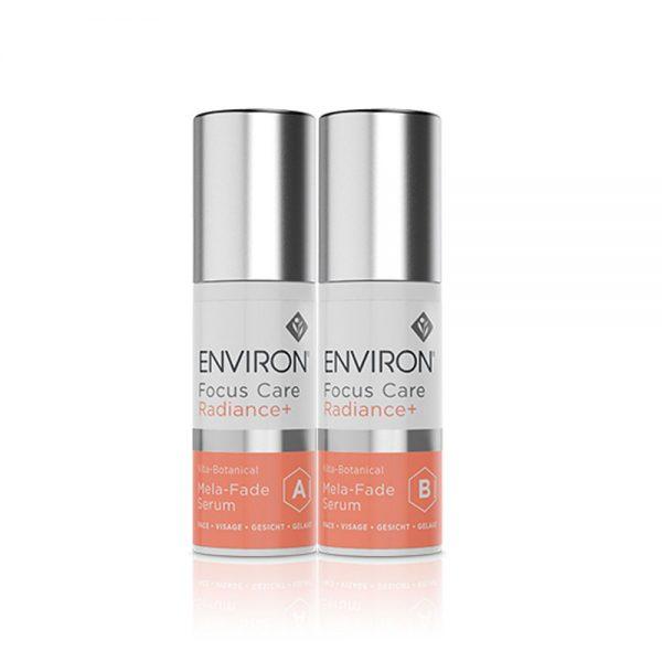 Environ-Focus Care Radiance+ Vita-Botanical Mela-Fade Serum System 2 x 30ml